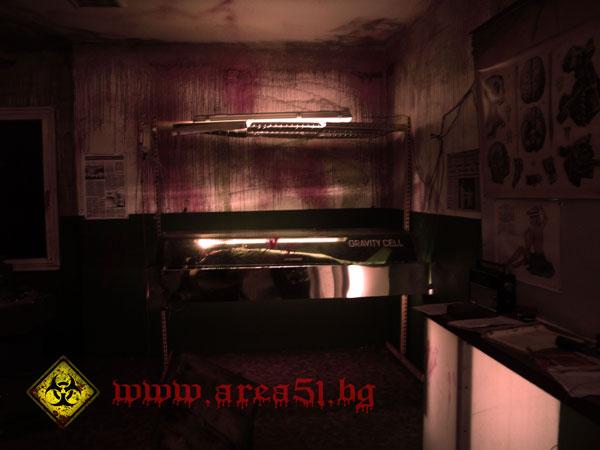 Escape Room Sofia Area 51 Action Quest Escape Room