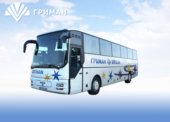 Bus services in Bulgaria