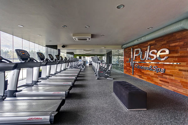 Pulse fitness spa sports club sofia gym