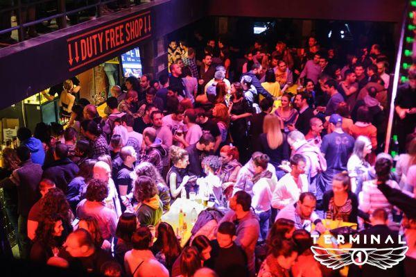 Night club in Sofia - Terminal 1