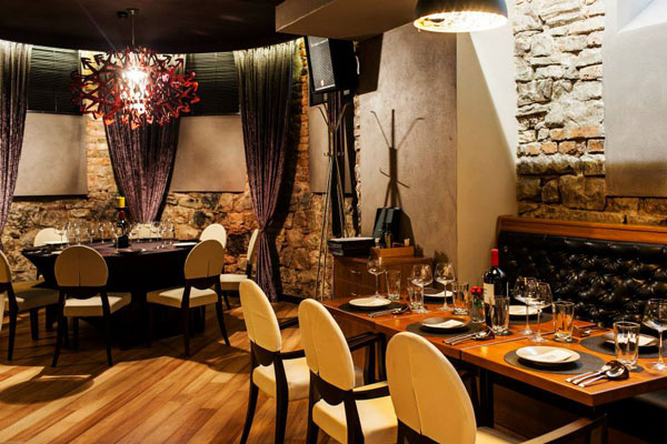 Gulliver restaurant in Sofia