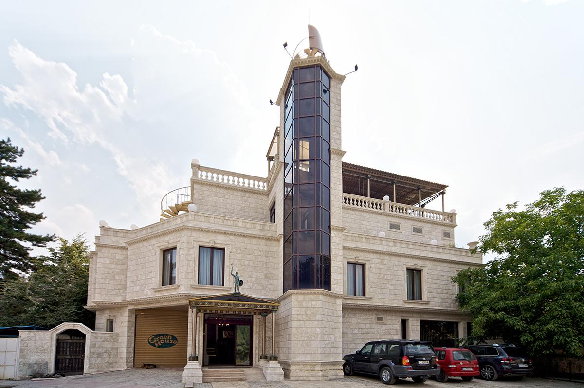 Boutique hotel in Sofia, Bulgaria