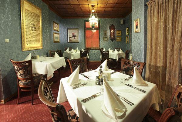 Bulgarian restaurant - Bulgary - traditional Bulgarian restaurant
