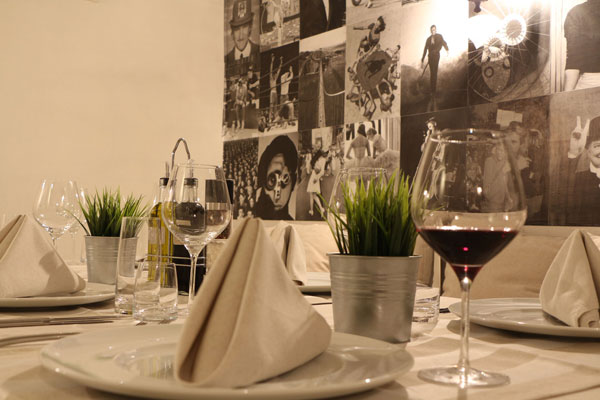 Sofia restaurants list - Vaccum restaurant