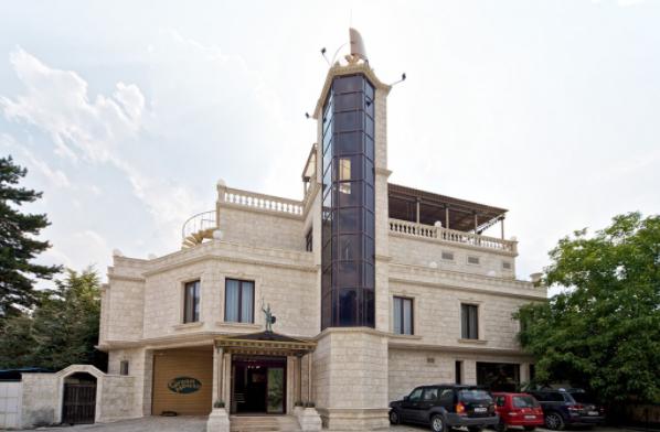 Boutique Hotel in Sofia