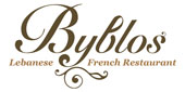 Byblos Lebanese restaurant in Sofia