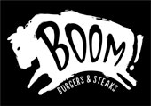 Boom Burgers restaurant in Sofia