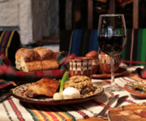 Bulgarian restaurant Chevermeto