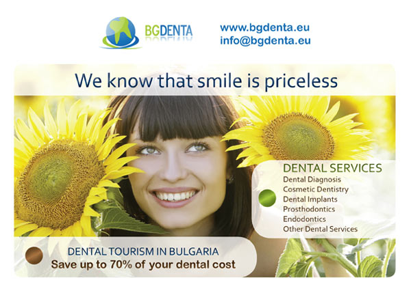 BG Denta - dental tourism services in Bulgaria