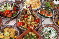 Eating out in Sofia - Bulgarian traditional dishes