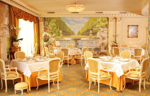 Gourmet restaurant - Este luxury restaurant Sofia