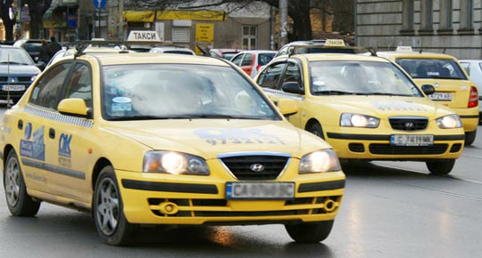 Sofia taxi | OK Supertrans | Taxi prices Sofia