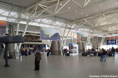 Car Transport Reviews >> Sofia Airport Terminal 2 | SOF Airport Sofia Arrivals ...