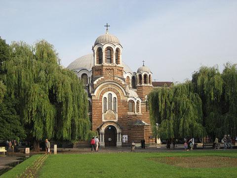 St. Sedmochislenitsi Church Sofia