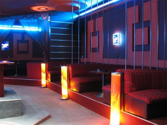 Nice striptease bar in Sofia - Velvet strip club