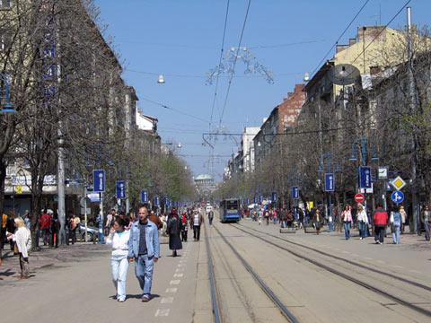 Market Research Companies >> Vitosha Boulevard | Sofia Guide