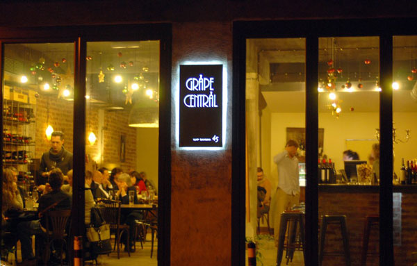 Best wine & dine restaurant in Sofia