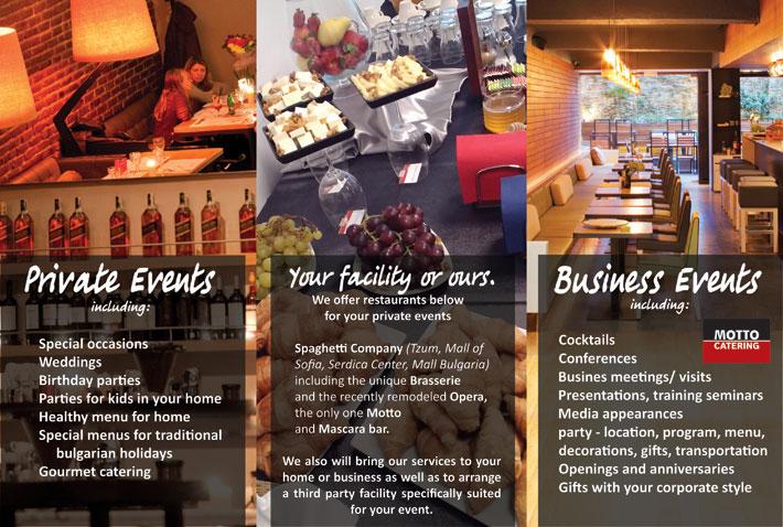 Motto Restaurant Sofia Fusion Restaurant